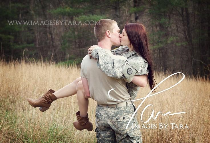 beautiful military shot