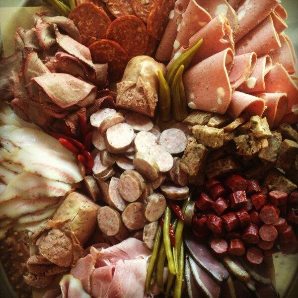 4505 Meats Party Platter