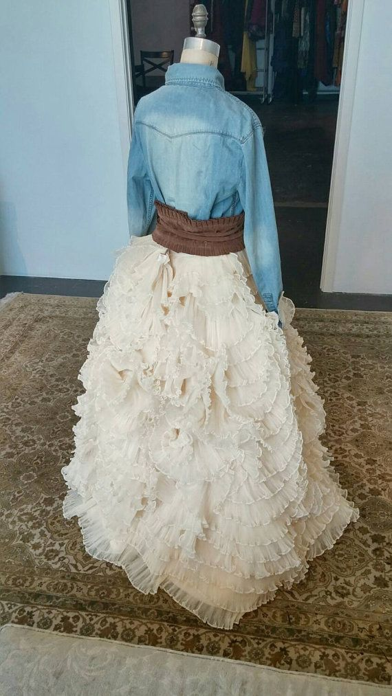 17 Best ideas about Western Wedding Dresses on Pinterest ...