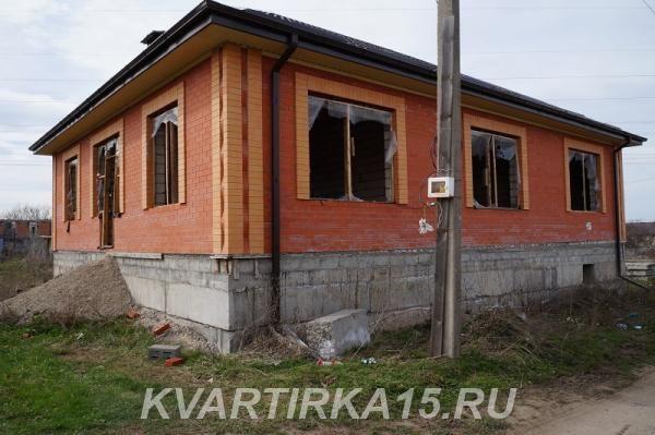 Продаю  дом  170 кв.м  блочный ул.с/т Горянка, 2-я линия. Северная Осетия - Алания,  Владикавказ