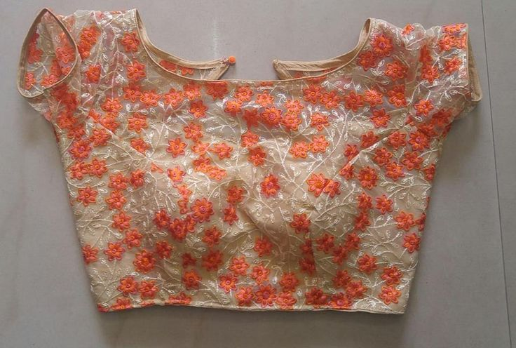 Latest beautiful designer stitched blouses . We have different blouse collection like mirrors and thread bl...