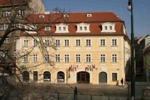 roma hotel Prague