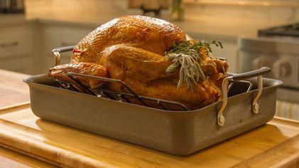 Whole Turkey How-To Cooking - Honeysuckle White® turkey