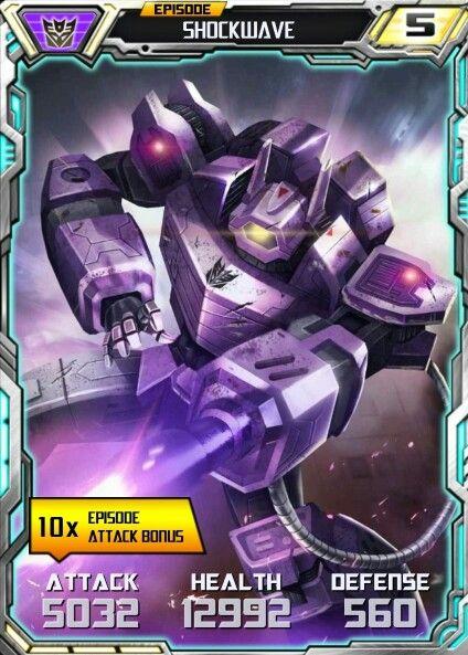 ShockWave rm card