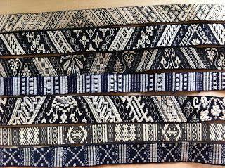 Lappone: band weaving / bandvävning
