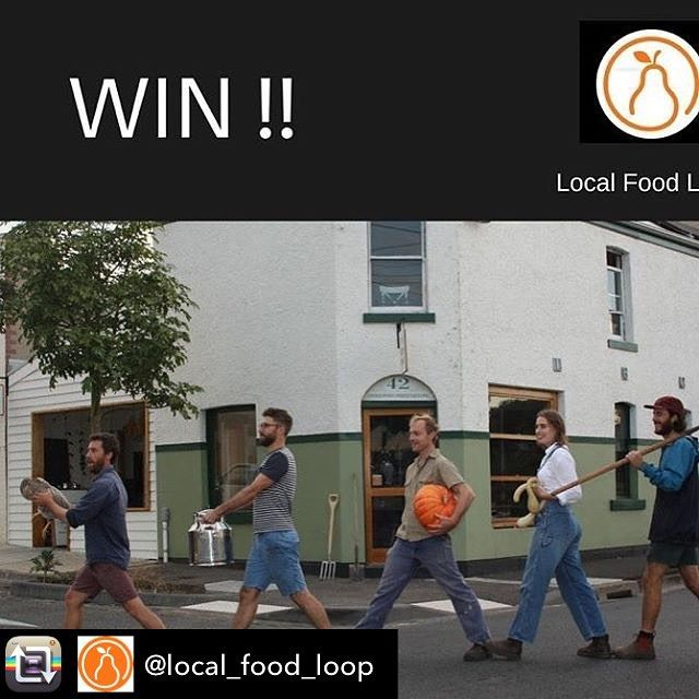 Who doesn't love local? Need help finding local food. Download the amazing @local_food_loop app as part of the @eatlocalmonth. Plus go into the draw to win a pass to the amazing @littlegreencorner for there awesome lunch special coming soon. It really is a win win for all.  Repost from @local_food_loop using @RepostRegramApp - Saturday's weather looks like it's going to be perfect for sitting around a fire listening to local growers tell their stories. Who's interested? We're helping you get…