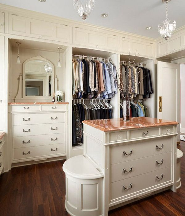 8 Dream Closets We Wish Were Ours