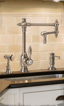 Waterstone Faucets   Towson Faucet Suite. Kitchen Faucet With Side Spray  Andu2026