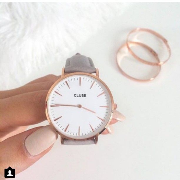 We are proud to introduce our new accessory brand @clusewatches comes in different colors.In shop now, online next week! @sofinahshop #cluse #watches #fashion