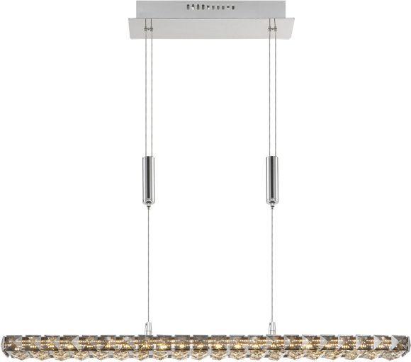 Beautiful Diese H ngeleuchte beleuchtet Ihren Esstisch ideal Mit dem Schienensystem verstellen Sie die Leuchte ganz einfach