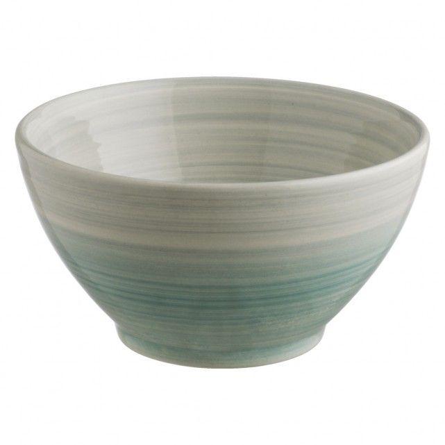 ATKINSON Blue cereal bowl D16.5cm