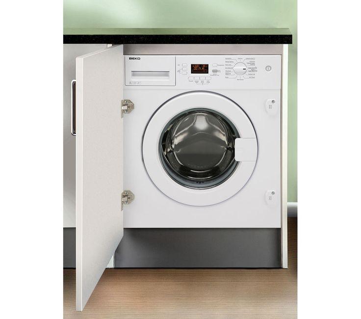 BEKO Select Wi1483 Integrated Washing Machine - White
