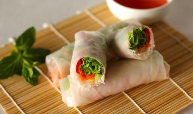 5 Recetas Vegetarianas de Vietnam ⋆ Siendo Saludable