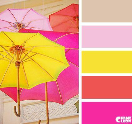 731 best CHAMELEON. Palettes. images on Pinterest   Color ...