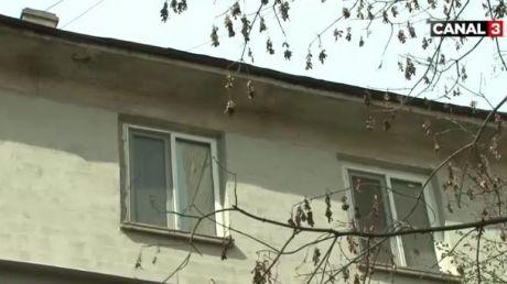 Dragoste cu suferinţe între doi adolescenți din Capitală. Tânăra s-a încuiat pe balcon după ceartă. CE A URMAT (VIDEO)