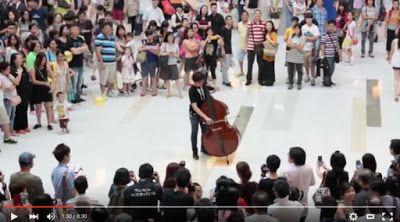 Flashmob-videos: Flashmob en Hong Kong - Himno a la alegría