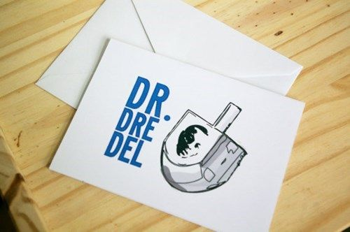 Dropping and Spinning For Gelt, Dr. Dre Del