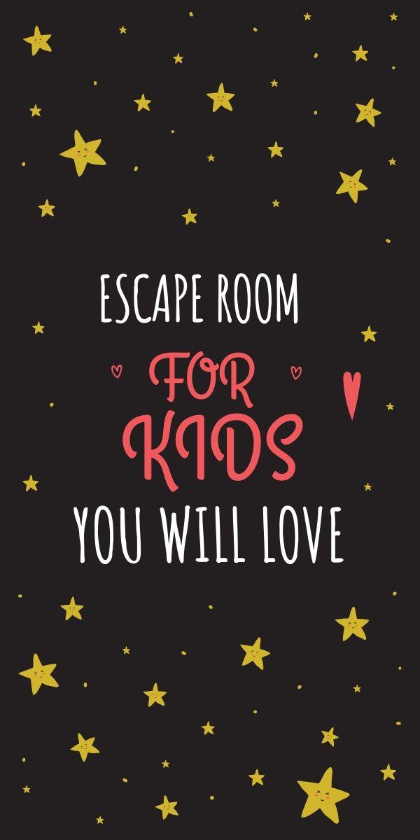 Escape Room For Kids To Download In 2020 Escape Room For Kids Escape Room Escape Room Challenge