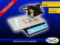 DISPONIBLE Maquina Hot Stamping Digital - impresión en vinilos brillantes y metalizados - modelo TDL350A - trabajo en tapas de memorias, folias, diplomas, textiles con acabados brillantes etc http://www.suministro.cl/product_p/t_dl-350a.htm