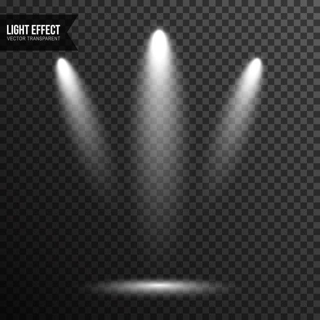 بقعة ضوء الإضاءة المرحلة الحفل مشهد تأثير الضوء ناقلات شفافة أضواء كاشفة نبذة مختصرة خلفية Png والمتجهات للتحميل مجانا Green Screen Video Backgrounds Light Effect Light In The Dark