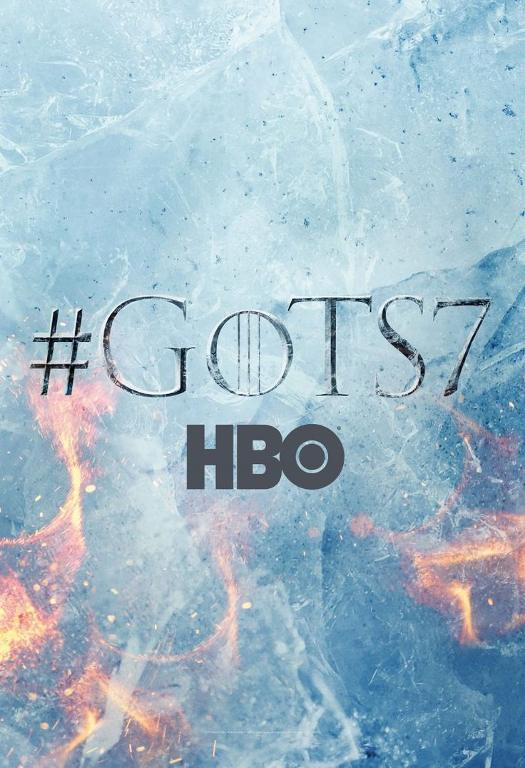 HBO debuts the first poster for Game of Thrones season 7