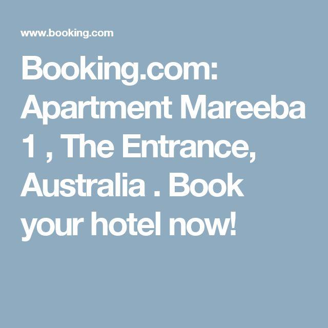 Booking.com: Apartment Mareeba 1 , The Entrance, Australia . Book your hotel now!