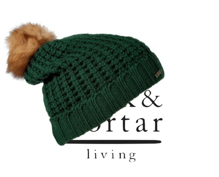 """Brick & Mortar Living """"Wooly Hat""""  ~  IMAGE FROM: http://www.stylebop.com/ca/product_details.php?id=349181"""
