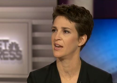 Rachel Maddow Shows Why She Should Be Hosting Meet The Press Instead Of Chuck Todd |via`tko PoliticusUSA
