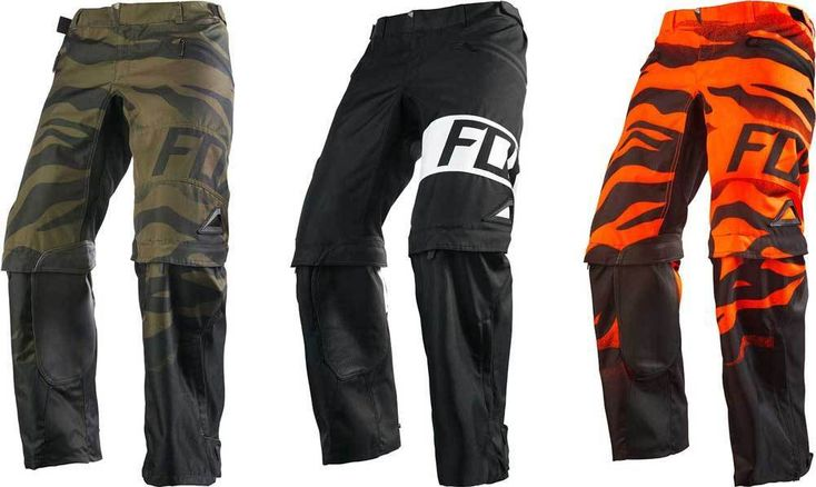 2016 Fox Racing Nomad Union Pants - Motocross Dirtbike MX ATV Mens Riding Gear