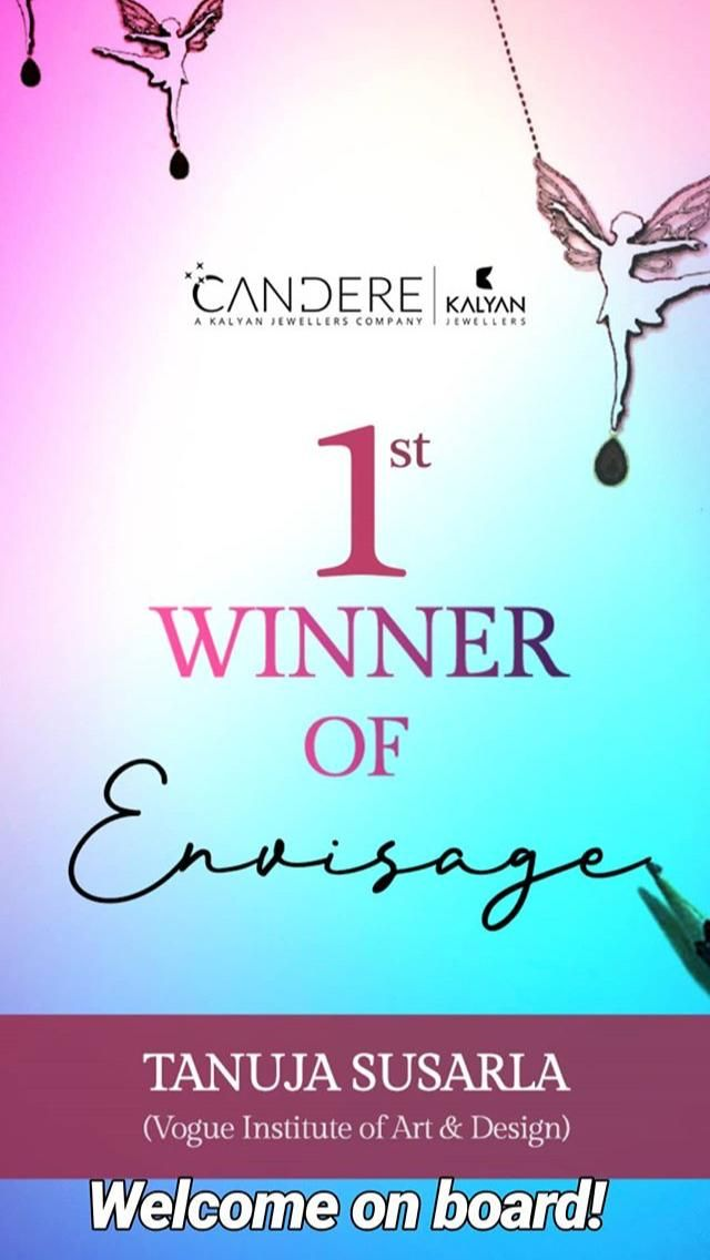 Vogue Institute Congratulates Ms Tanuja Susarala For Winning The