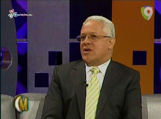 """José Antonio Aybar: """"Muchas De Las Presentadoras De La TV Dominicana Cuando Hablan Da Mucha Pena"""" #Video"""