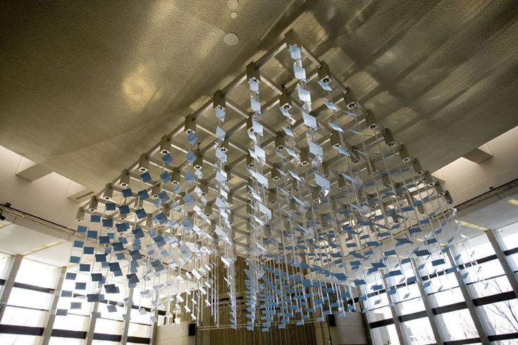David Rokeby : Cloud