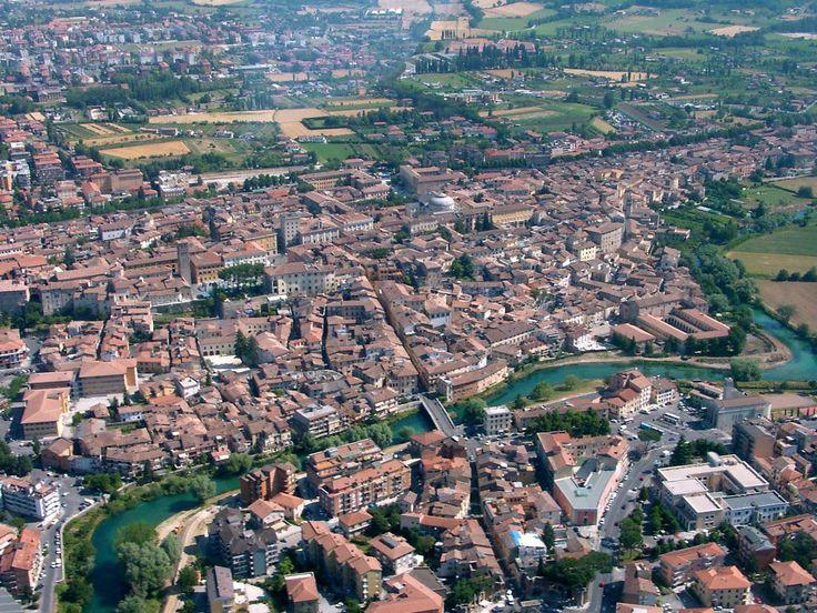 rieti italy Panoramio Photo of Rieti, veduta aerea