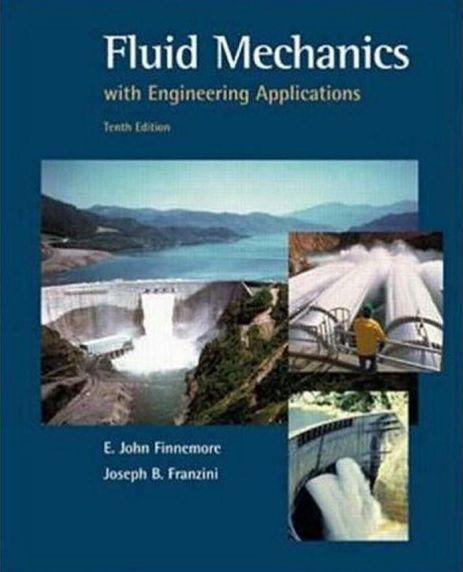 Download Fluid Mechanics by E. John Finnemore and Joseph B. Franzini Solution Manual Free [PDF] | Civil Engineering Blog http://www.iamcivilengineer.com/2014/09/download-fluid-mechanics-by-e-john.html