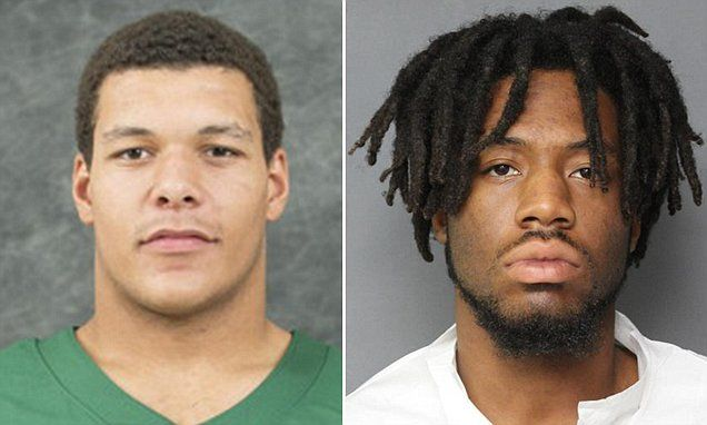 Norfolk State football player shot and killed   Daily Mail Online