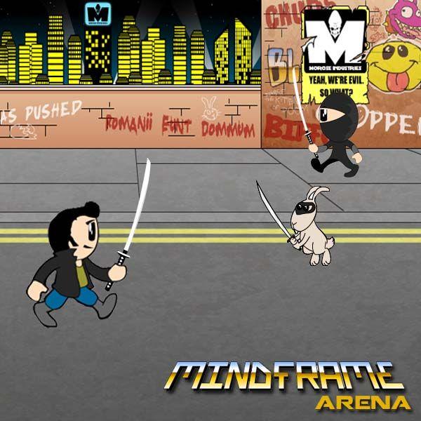 Street Ninjas #mindframearena #videogame #game #dev #mobile