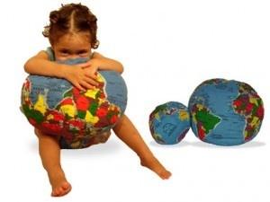 Abbraccia il Mondo e impara la geografia!
