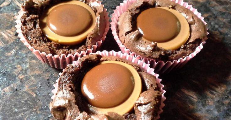 Toffifee-Brownies mörderlecker