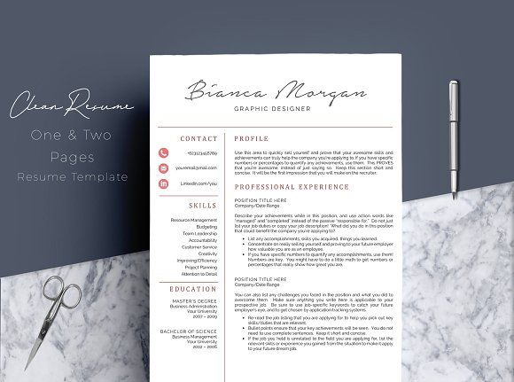 This Pro resume template is just what you need to freshen up that old resume! Creative and stylish while still being professional, you're guaranteed to stand out with this CV template. The design is customizable, so you can easily modify it, you can simply replace the filler text with your own information and add your own photo.