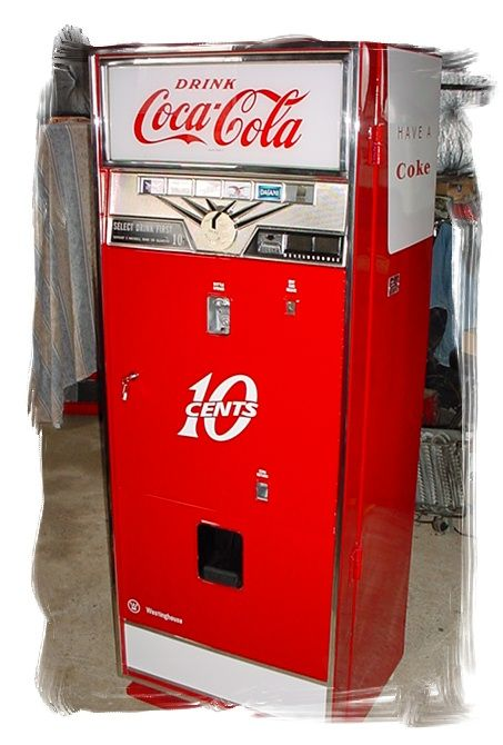 7 best westinghouse wc 78 images on pinterest coke machine vending machines and vintage coca cola. Black Bedroom Furniture Sets. Home Design Ideas