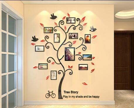 17 meilleures id es propos de stickers muraux d 39 arbre sur pinterest sticker motif arbre pour. Black Bedroom Furniture Sets. Home Design Ideas