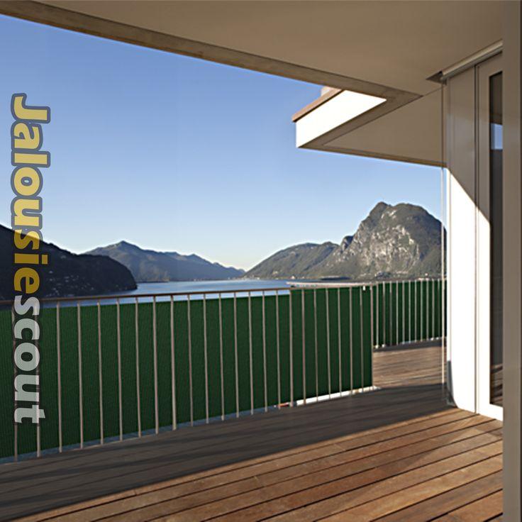 Las 25 mejores ideas sobre windschutz für terrasse en pinterest ...