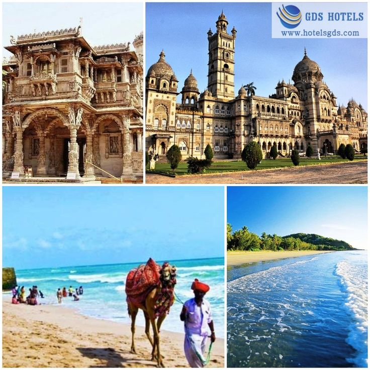 Popular for its legendary forts, grand palaces, national parks and shrines, Gujarat is one of the most beautiful and popular states of India.