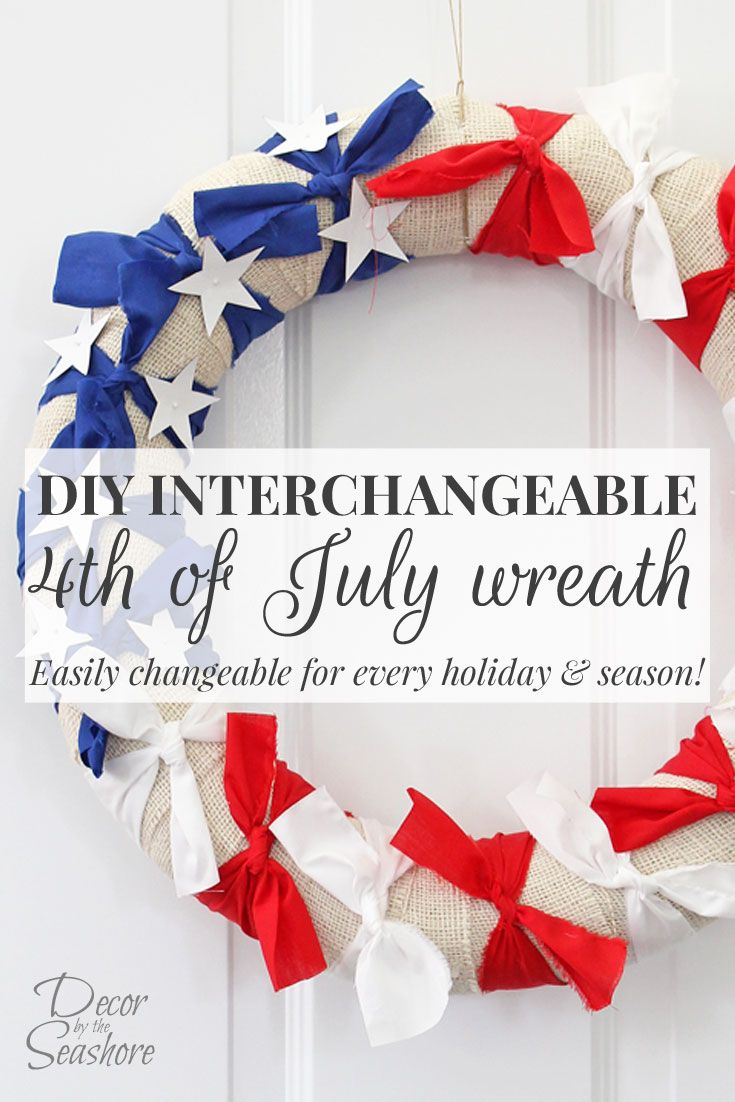 425 best 4th of July images on Pinterest | Bricolage, Centerpiece ...