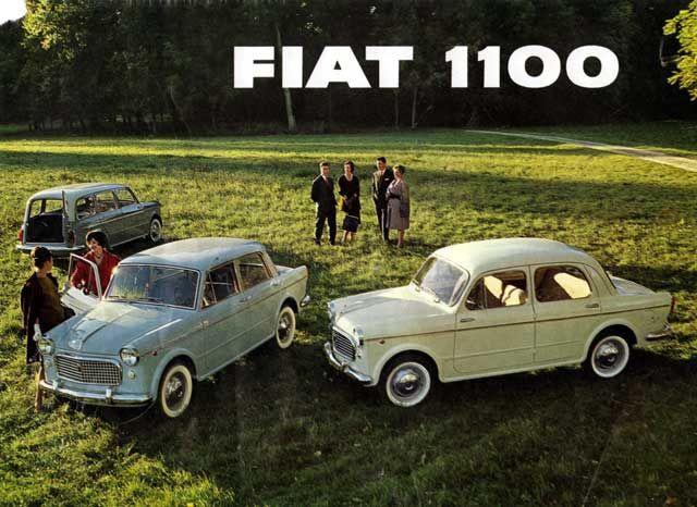 Fiat-1100-family