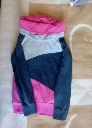 Kup mój przedmiot na #vintedpl http://www.vinted.pl/damska-odziez/bluzy/12253603-bluza-dresowa-z-kominem-cropp