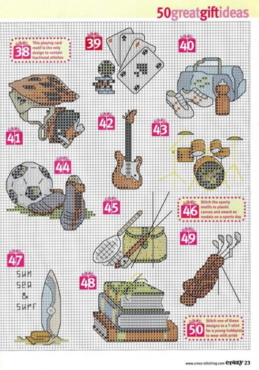 Gallery.ru / Фото #4 - Cross Stitch Crazy 109 - WhiteAngel