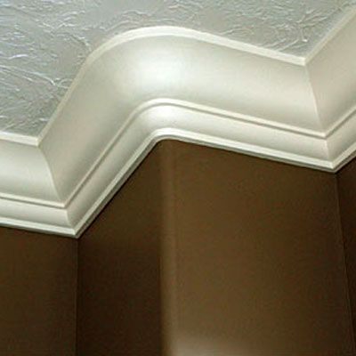 how to cut 10 inch crown molding