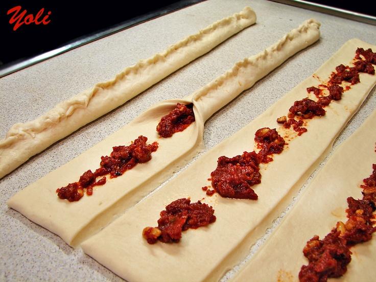 pane con pomodori secchi