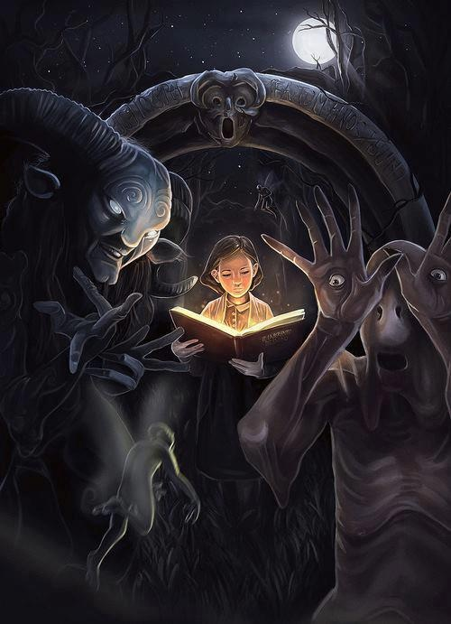 fantasy and myth pans labyrinth Find helpful customer reviews and review ratings for pan's labyrinth (bfi film classics) at amazoncom read honest and unbiased product reviews from our users.
